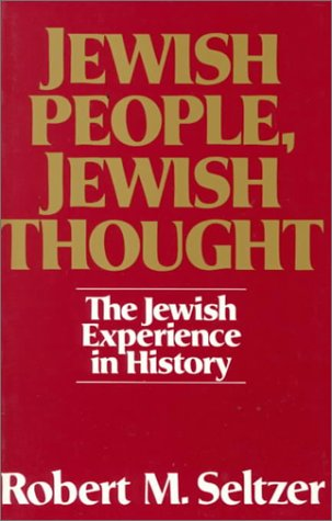 Jewish People, Jewish Thought   1982 edition cover