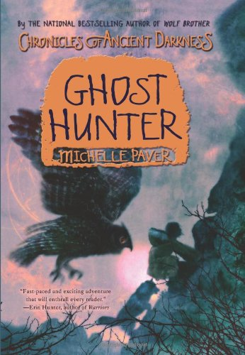 Chronicles of Ancient Darkness #6: Ghost Hunter   2010 9780060728403 Front Cover