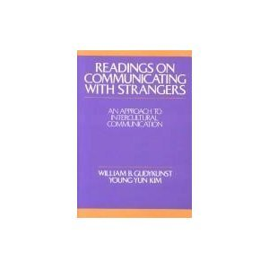 Readings on Communicating with Strangers   1992 edition cover