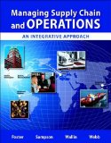 Managing Supply Chain and Operations An Integrative Approach  2016 9780132832403 Front Cover