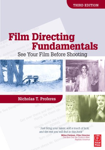 Film Directing Fundamentals See Your Film Before Shooting 3rd 2008 (Revised) edition cover