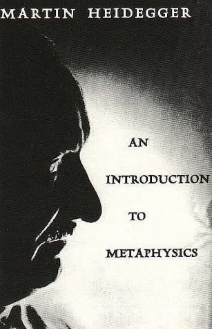 Introduction to Metaphysics  1959 edition cover
