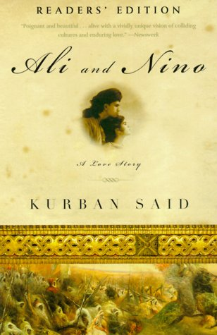 Ali and Nino A Love Story  2000 edition cover