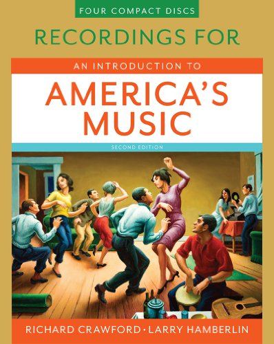 Recordings for an Introduction to America's Music, Second Edition  N/A edition cover