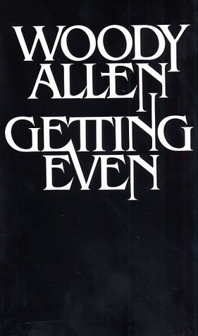 Getting Even  N/A edition cover