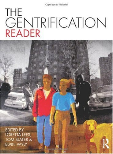 Gentrification Reader   2010 edition cover