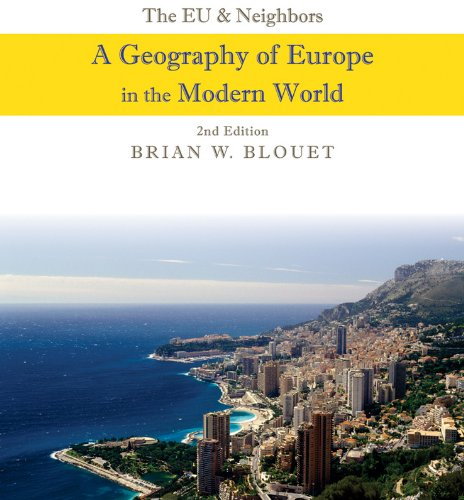 EU and Neighbors A Geography of Europe in the Modern World 2nd 2012 edition cover