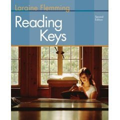 Reading Keys 2nd Edition Plus Getting Focused Cd 2nd 2007 9780618712403 Front Cover