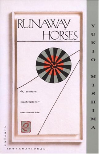 Runaway Horses   1990 edition cover