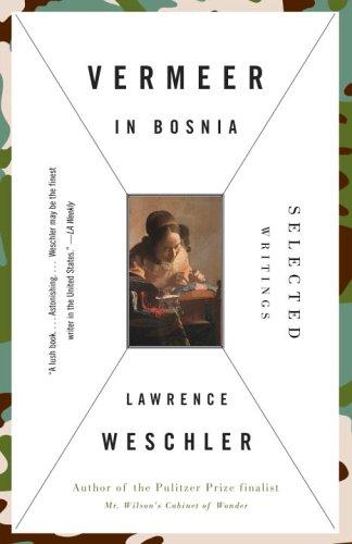 Vermeer in Bosnia Selected Writings N/A edition cover