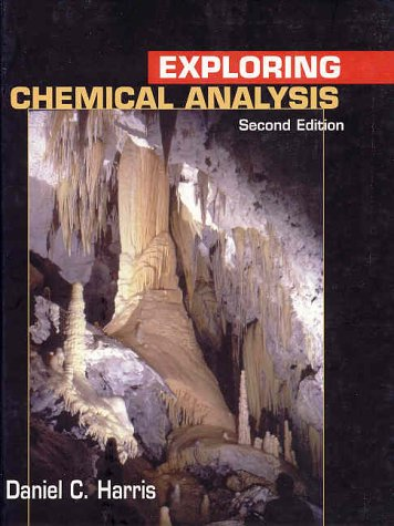 Exploring Chemical Analysis  2nd 2000 edition cover