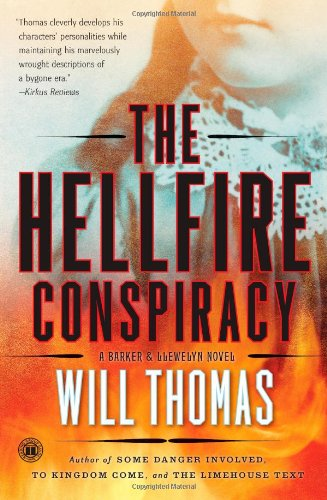 Hellfire Conspiracy   2007 edition cover