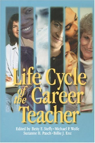 Life Cycle of the Career Teacher   1999 edition cover