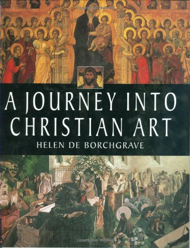 Journey into Christian Art   2000 edition cover