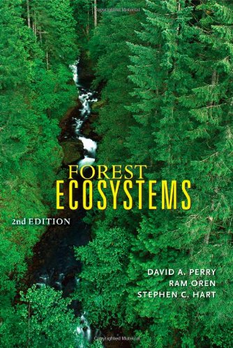 Forest Ecosystems  2nd 2008 edition cover