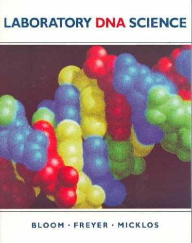 Laboratory DNA Science  1st 1996 edition cover