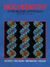 Biochemistry : A Problems Approach 2nd 1981 edition cover
