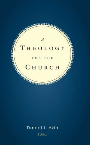 Theology for the Church   2007 edition cover
