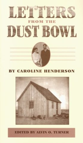 Letters from the Dust Bowl  N/A edition cover