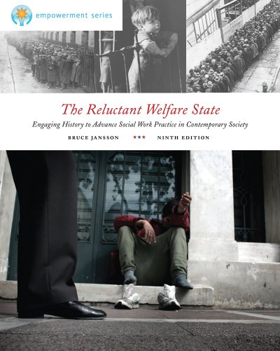 Reluctant Welfare State  7th 2012 edition cover