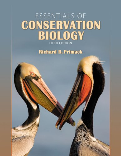 Essentials of Conservation Biology  5th 2010 (Revised) edition cover
