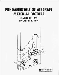 Fundamentals of Aircraft Material Factors 2nd 1998 edition cover