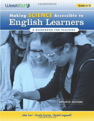 Making Science Accessible to English Learners   2007 edition cover