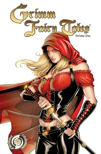 Grimm Fairy Tales  4th 2009 edition cover