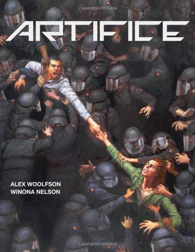 Artifice   2013 edition cover