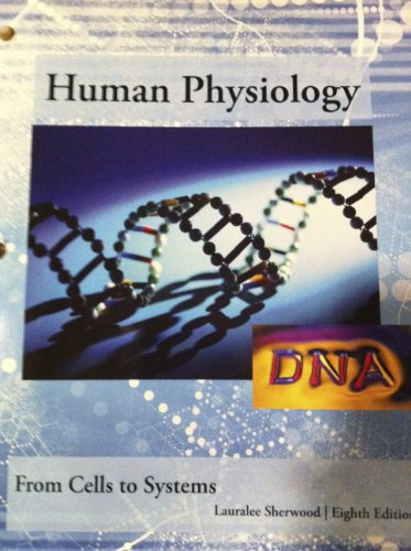 HUMAN PHYSIOLOGY (LOOSELEAF) >CUSTOM<   N/A 9781285119403 Front Cover