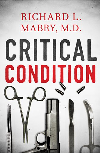 Critical Condition   2014 9781401687403 Front Cover