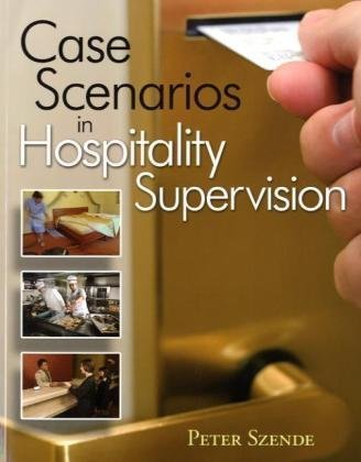 Hospitality Management   2010 edition cover