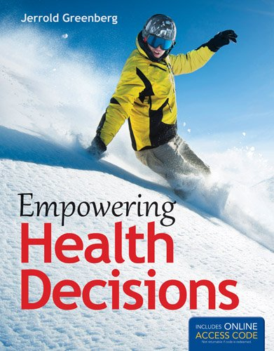Empowering Health Decisions   2014 9781449690403 Front Cover