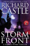 Storm Front A Derrick Storm Thriller N/A 9781484716403 Front Cover