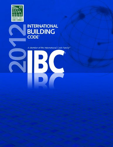 2012 International Building Code   2011 9781609830403 Front Cover