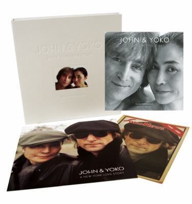 John and Yoko A New York Love Story  2007 9781933784403 Front Cover