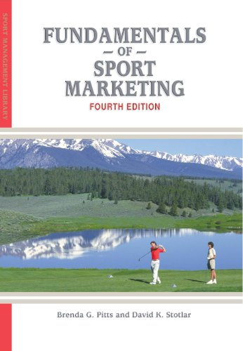 Fundamentals of Sport Marketing  4th 2013 edition cover