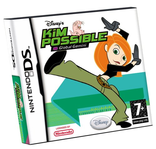 Disney's Kim Possible 4 [UK Import] Nintendo DS artwork