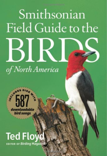 Smithsonian Field Guide to the Birds of North America   2008 edition cover