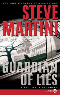 Guardian of Lies A Paul Madriani Novel Large Type  9780061881404 Front Cover