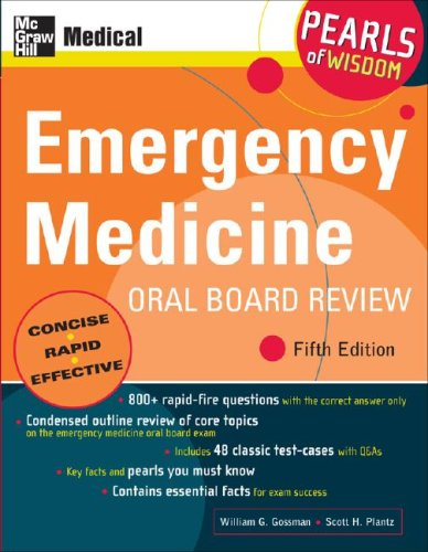 Emergency Medicine  5th 2008 edition cover