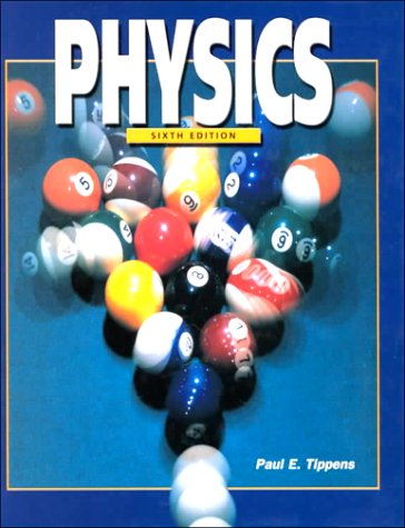 Physics  6th 2001 (Revised) 9780078203404 Front Cover