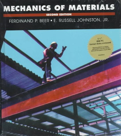 Mechanics of Materials 2nd 9780078373404 Front Cover