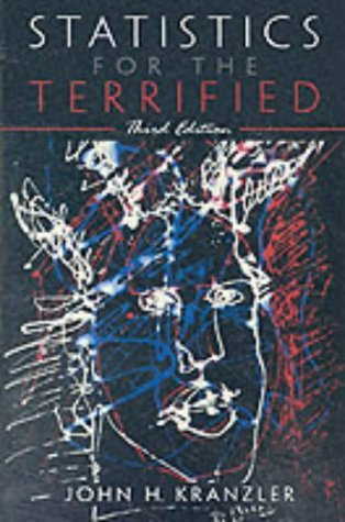 Statistics for the Terrified  3rd 2003 (Revised) edition cover