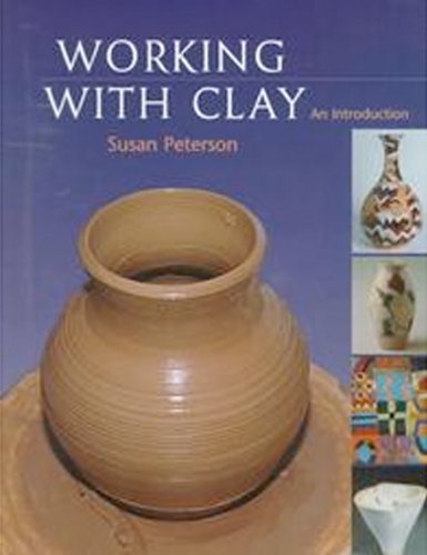 Working with Clay An Introduction  1999 9780130996404 Front Cover