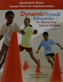 Dynamic Physical Education Curriculum Guide: Lesson Plans for Implementation  2015 edition cover