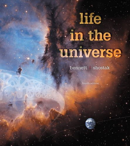 Life in the Universe + Masteringastronomy With Etext:   2016 9780134068404 Front Cover