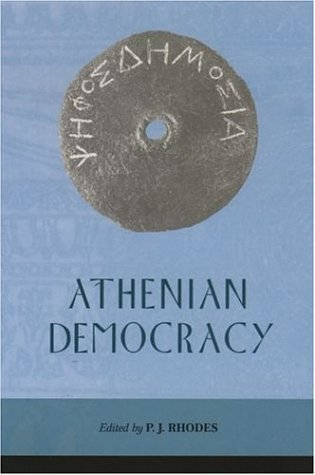 Athenian Democracy   2004 9780195221404 Front Cover