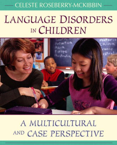 Language Disorders in Children A Multicultural and Case Perspective  2007 edition cover