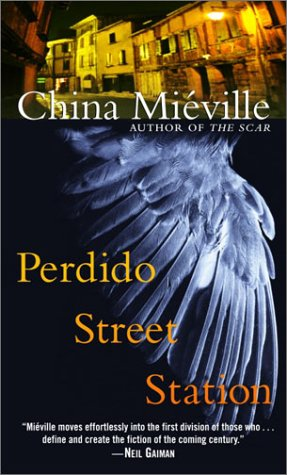 Perdido Street Station   2000 edition cover
